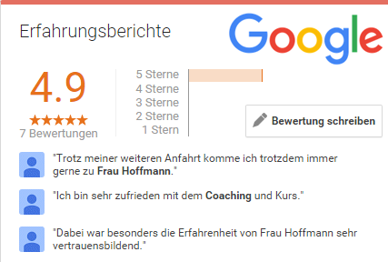 googleplus ursula hoffmann - Bewertungen Autogenes Training